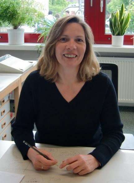 Frau Rita Wunderle (Sekretärin)